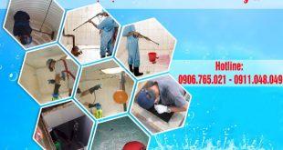 Thợ vệ sinh bồn nước tại nhà tphcm giá rẻ