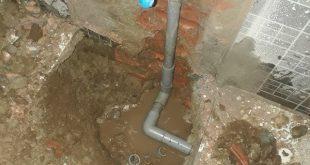 Sửa đường ống nước bị xì bể, bục vỡ