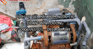 sua-chua-may-bom-nuoc-tai-di-an