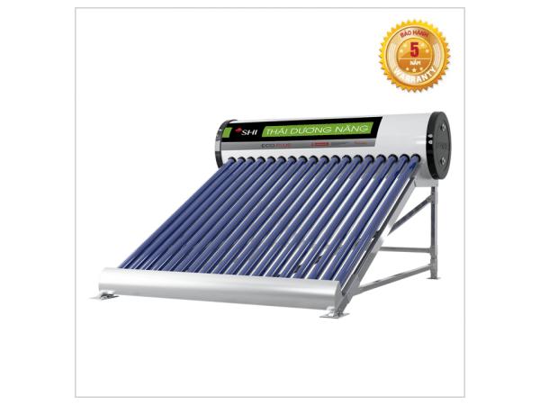 Máy nước nóng năng lượng mặt trời sơn hà Eco 300L