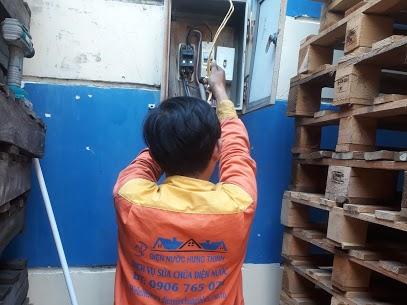 thợ sửa điện Hưng Thịnh