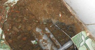 sửa nước bị rò rỉ